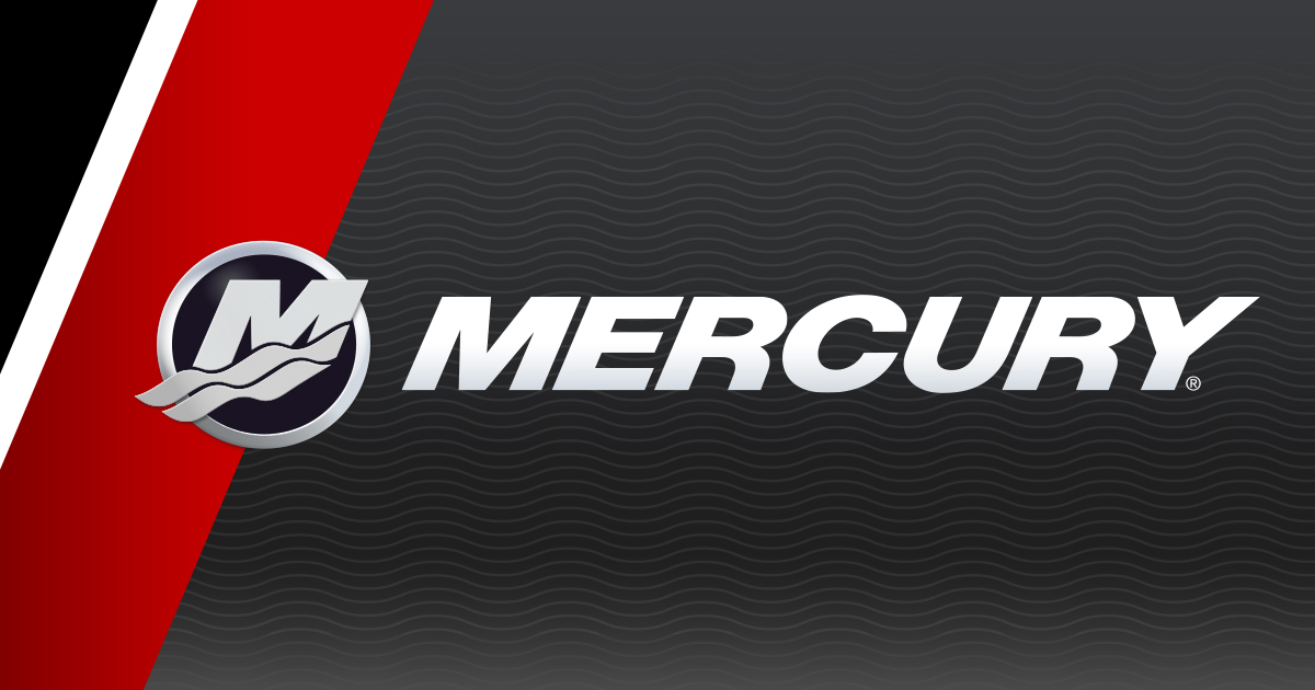 Mercury VERADO 350HP - MERCURYLOGO