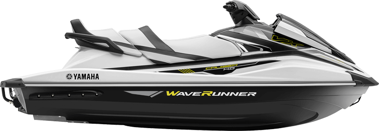 Yamaha VX Cruiser HO - 2017_VX_Cruiser_HO_White_1