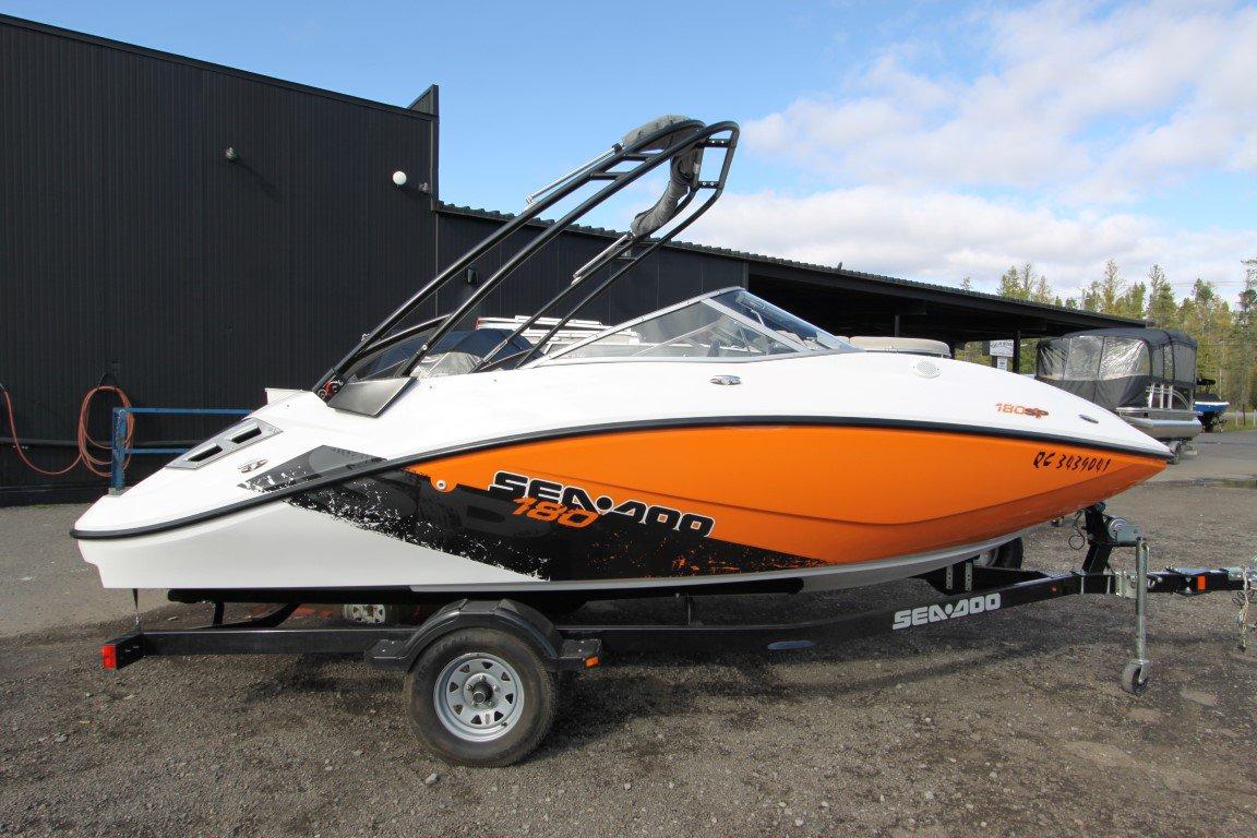 BRP Sea doo Challenger 180 SP - IMG_8215