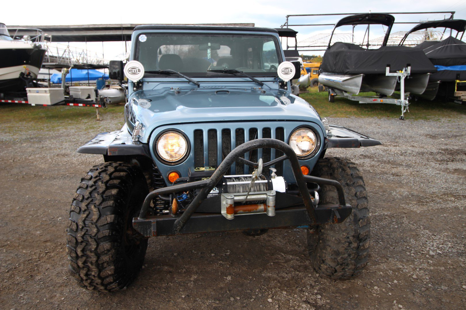 Jeep TJ 4.0L - IMG_2504