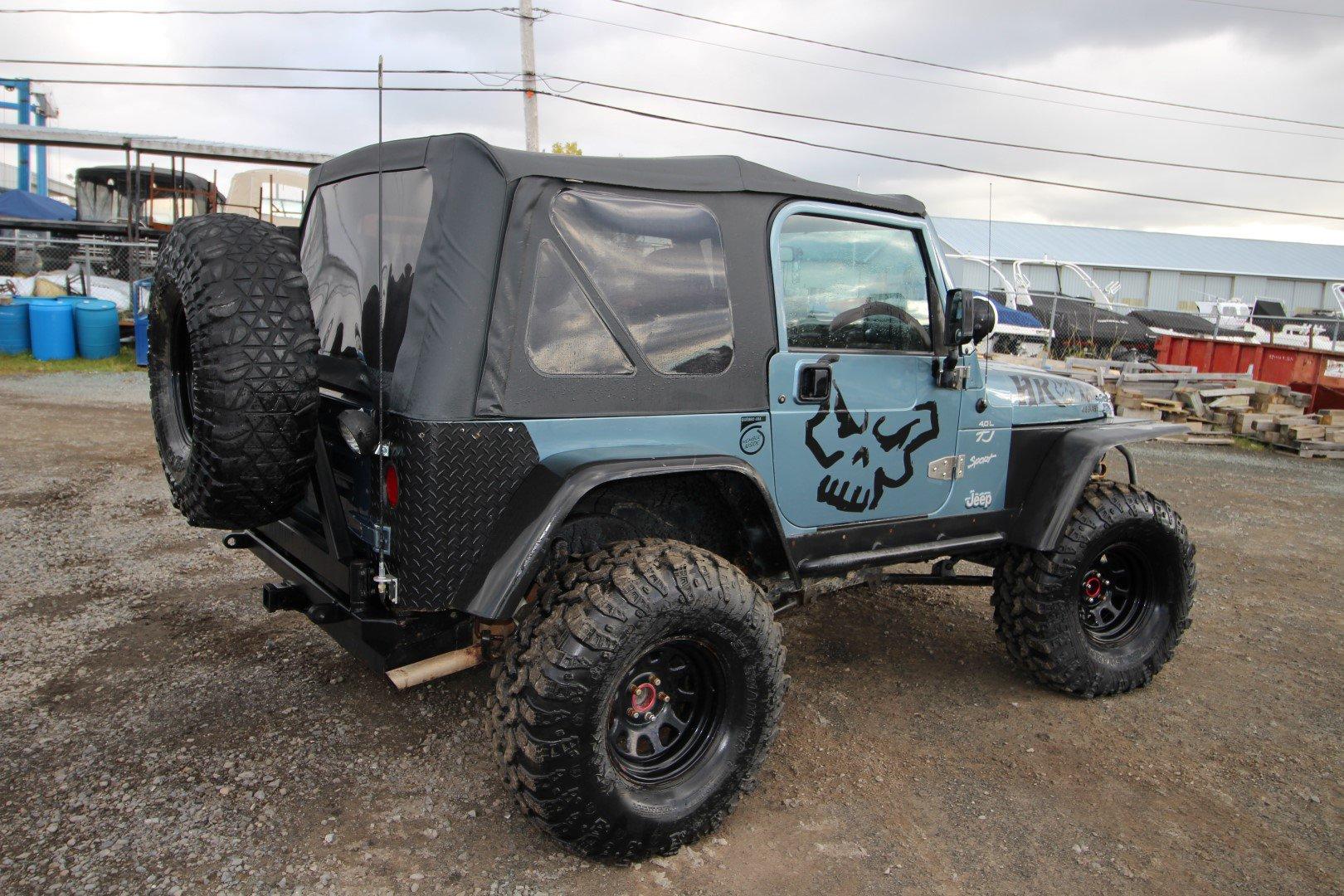 Jeep TJ 4.0L - IMG_2501