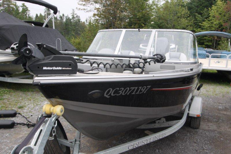 Crestliner 1650 Fish hawk WT - IMG_8390