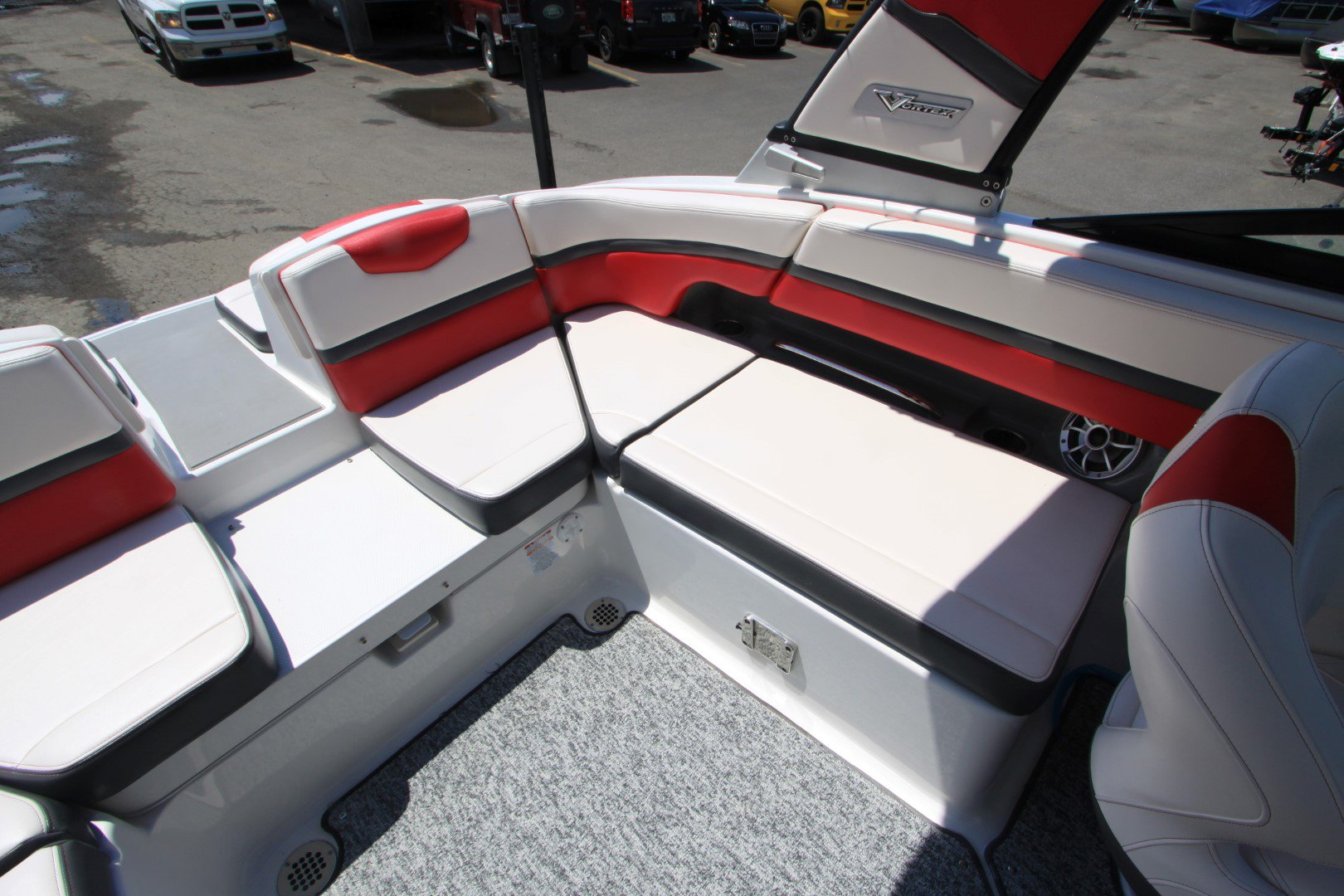Chaparral 2430 VRX - IMG_5252