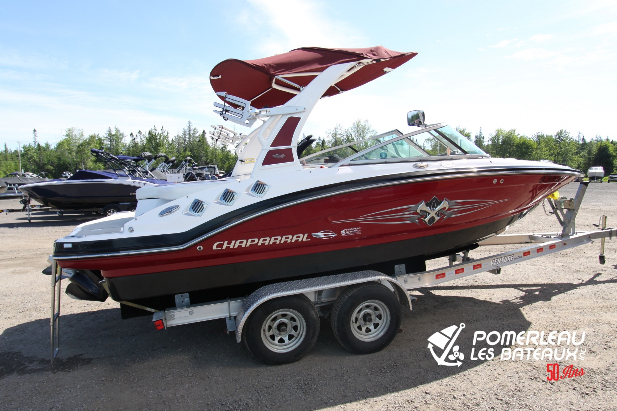 Chaparral 204 Xtreme - IMG_0602