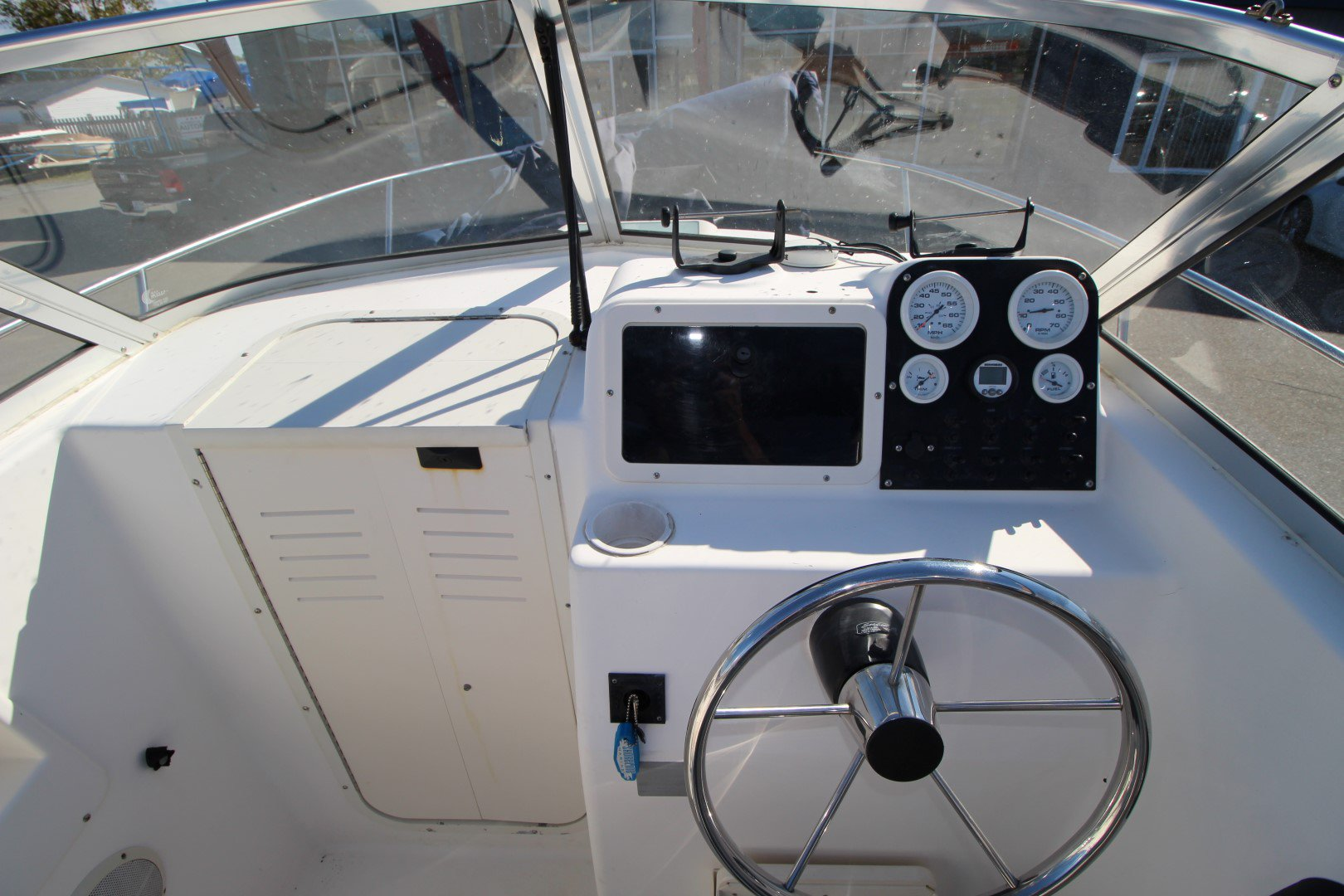 Sea Hunt Victory 215 - IMG_0893