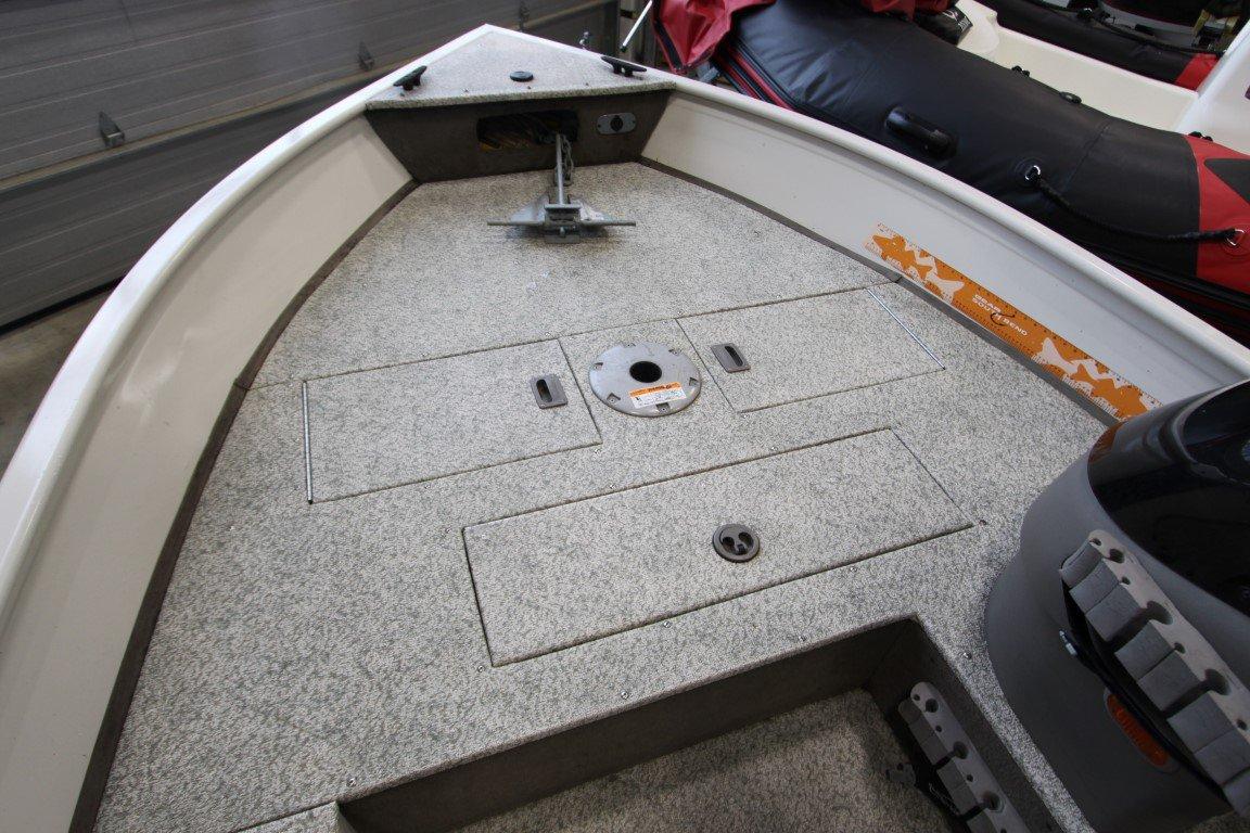 Crestliner Sport Angler 1650 - IMG_3677