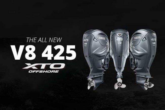 Yamaha XF425 XTO OFFSHORE