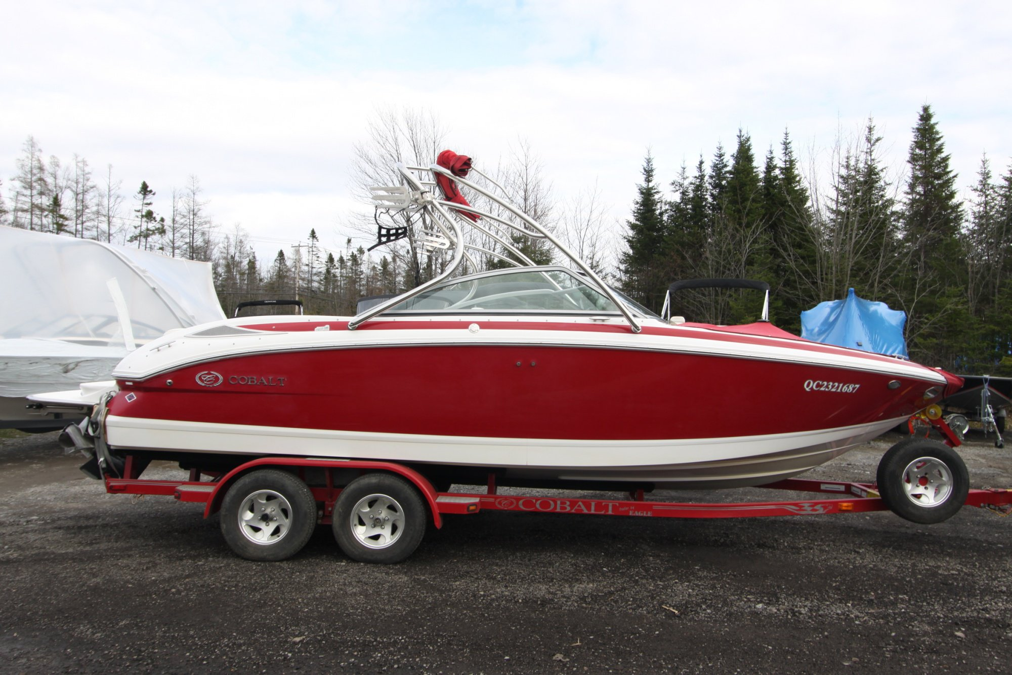 Cobalt Boats 222 - IMG_4934