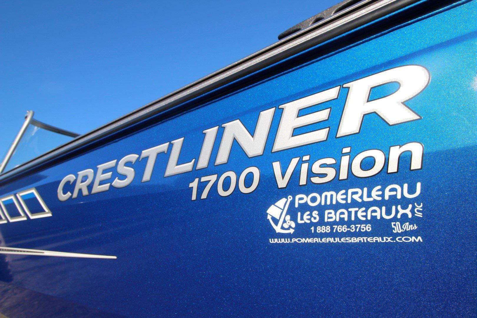 Crestliner Vision 1700 - IMG_2453