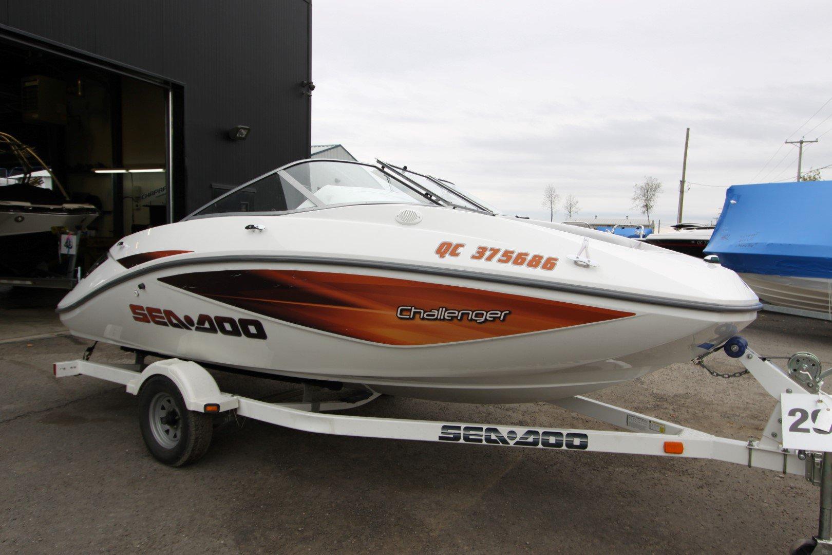 BRP Sea doo Challenger 180 - IMG_8267