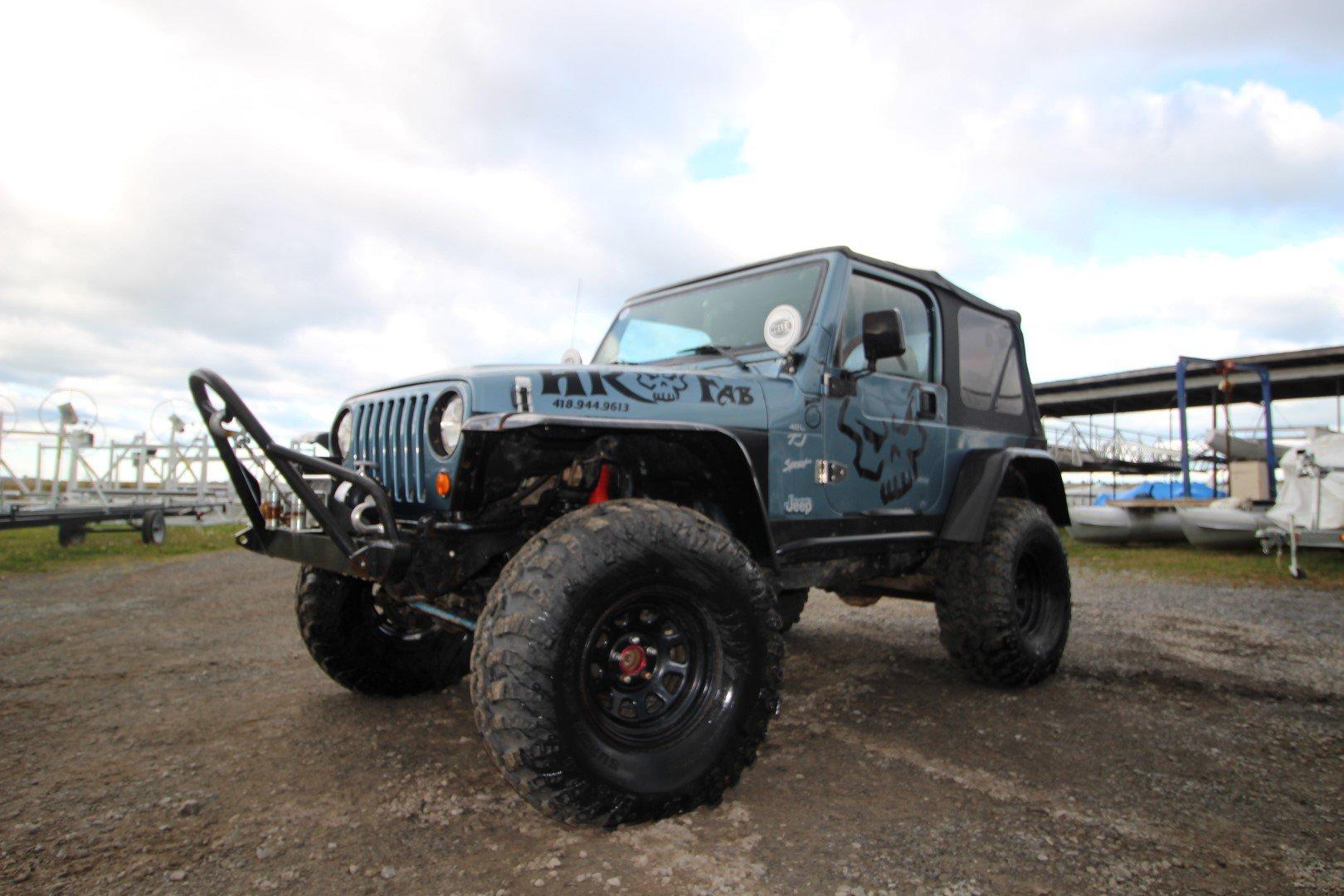 Jeep TJ 4.0L - IMG_2497
