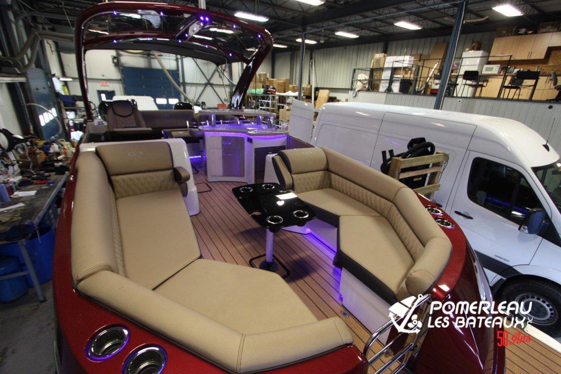 Harris Crowne SL 250 TE - IMG_1479