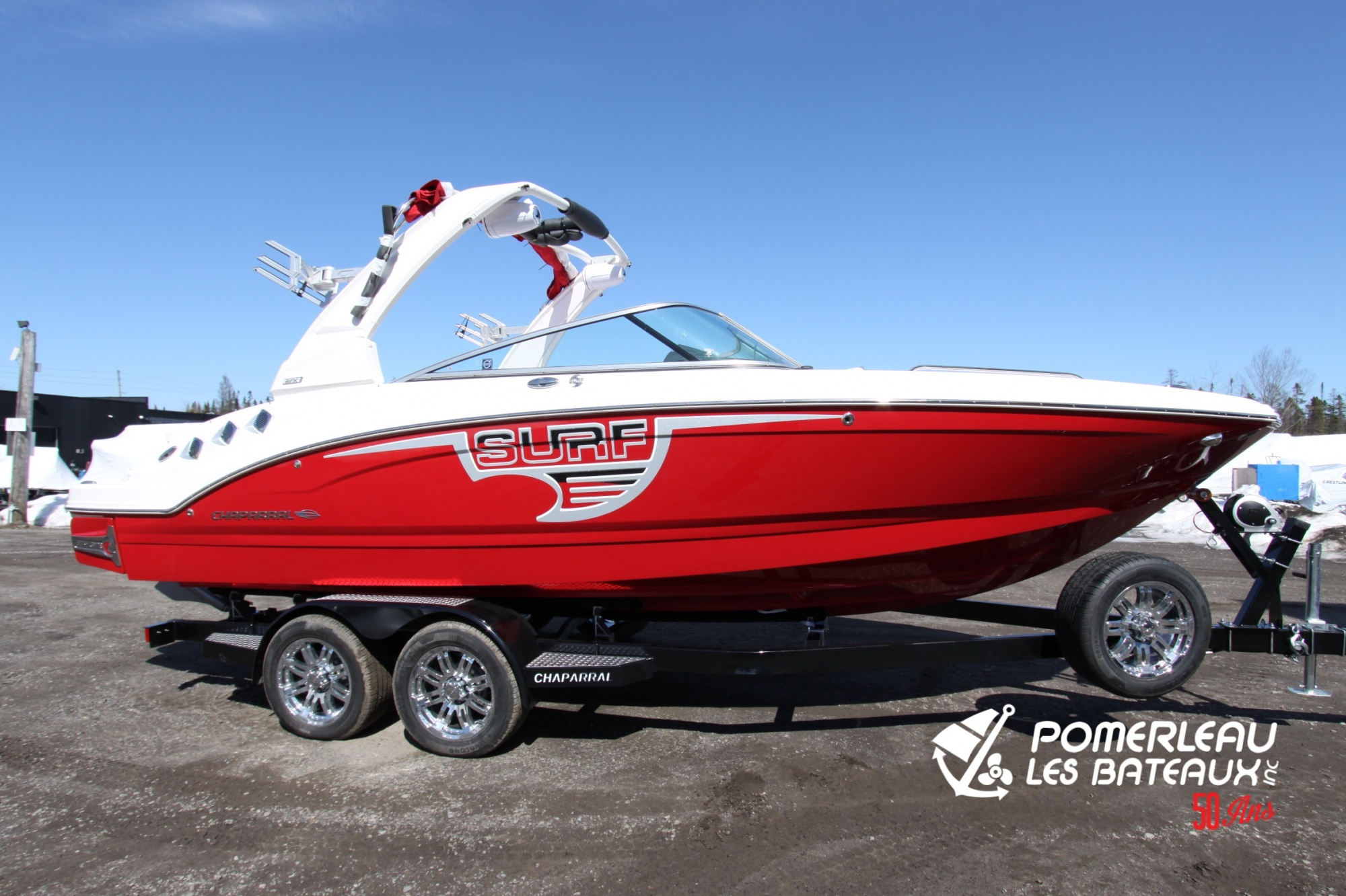 Chaparral 24 Surf - IMG_4995