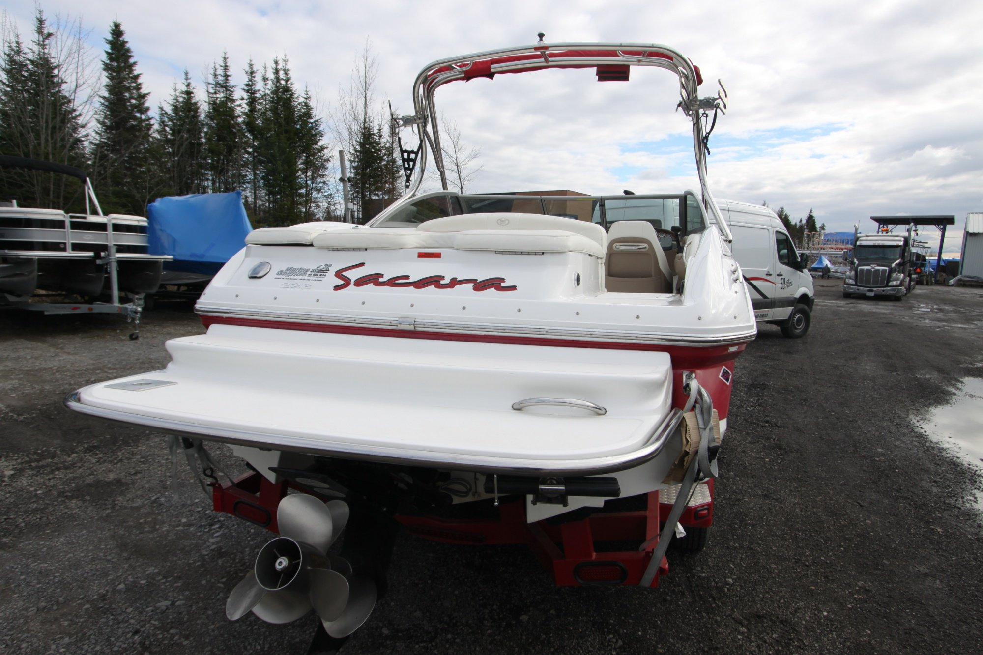 Cobalt Boats 222 - IMG_4942