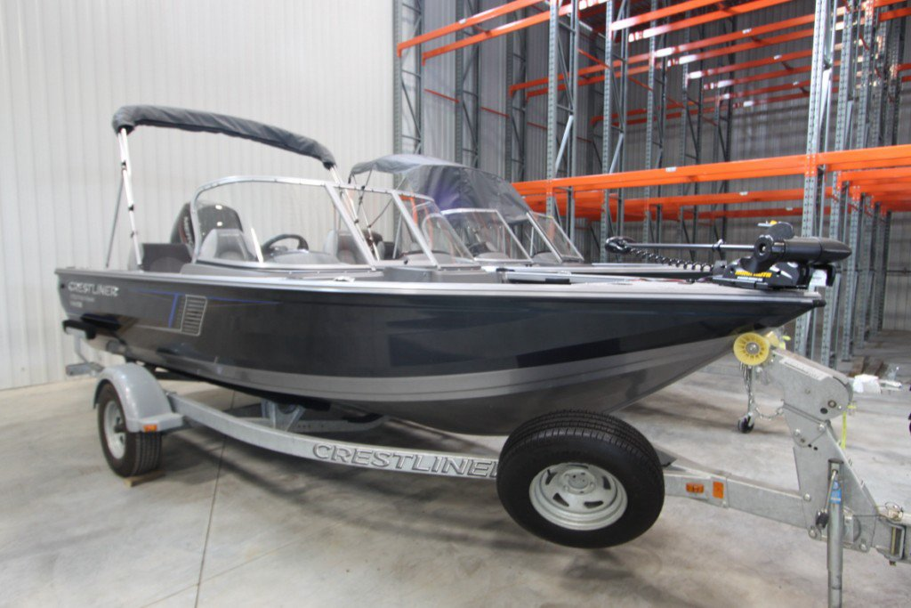 Crestliner 1750 Fish hawk - IMG_2991
