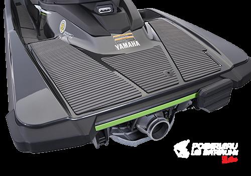 Yamaha EX Deluxe - 2018-EX-Deluxe-Carbon-Deck-Mats-2