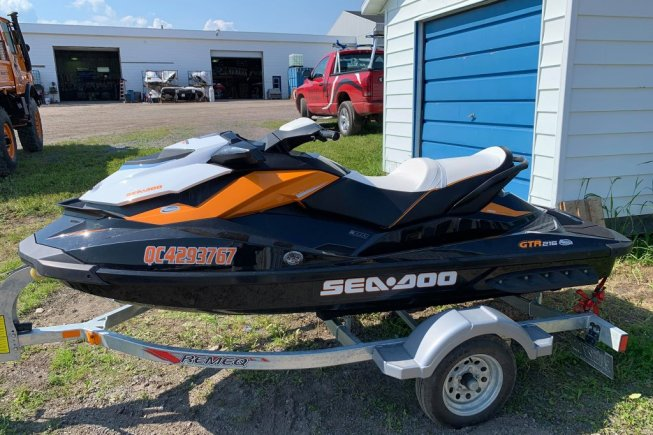 BRP Sea doo GTR 215