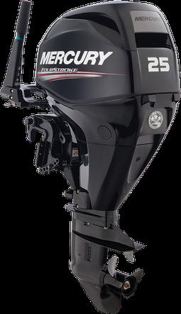 Mercury 25HP EFI - 25