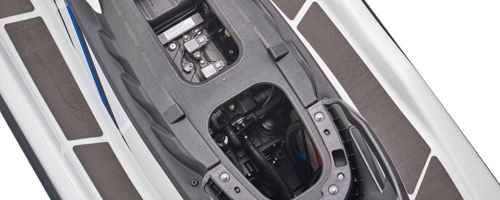 Yamaha EX Sport - 2017_EX_Sport-White_TR-1_Engine