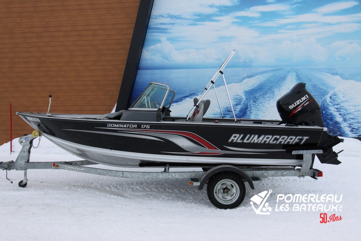 Alumacraft Dominator 175 - IMG_7745