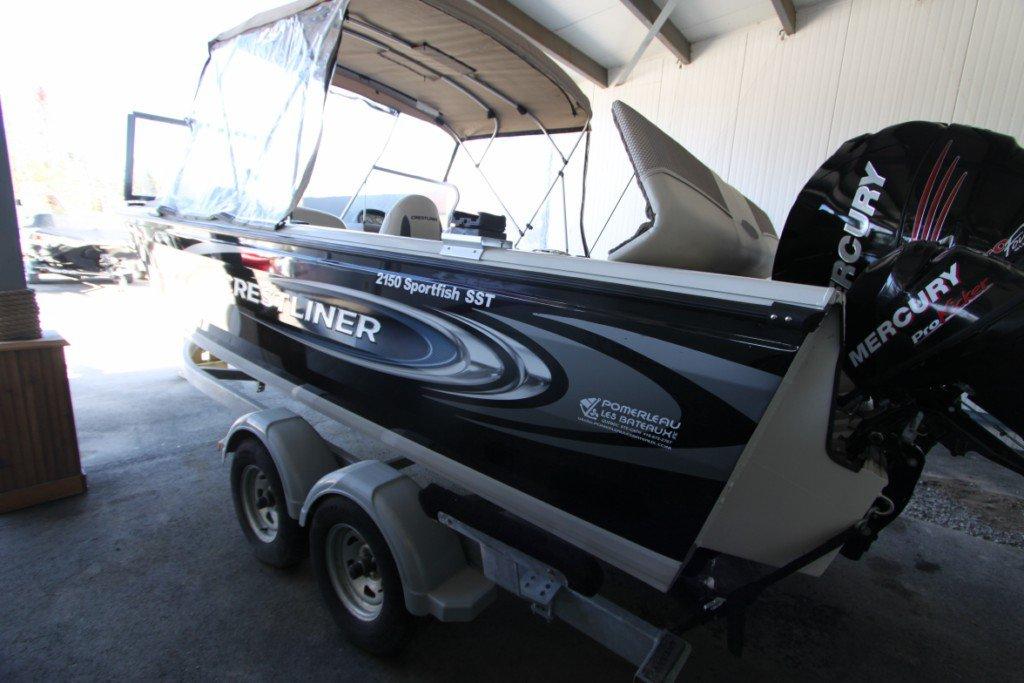 Crestliner Sportfish 2150 SST - IMG_0130