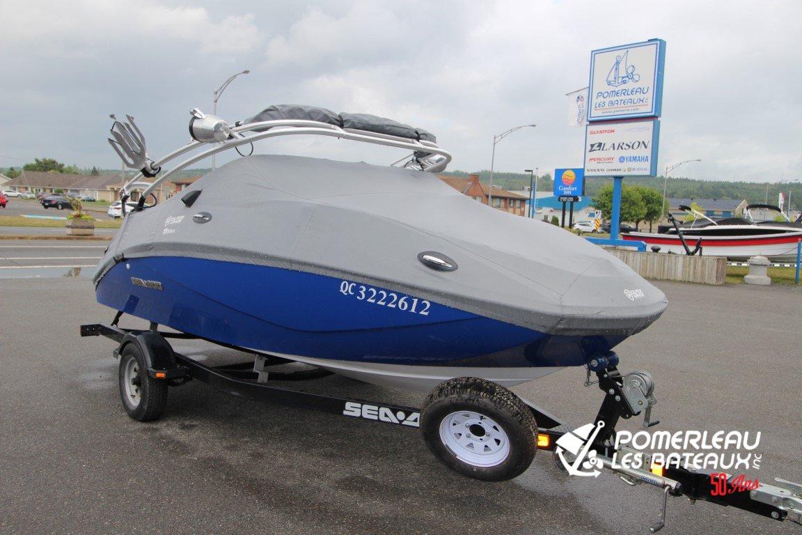 BRP Sea doo Challenger 180 - IMG_3297