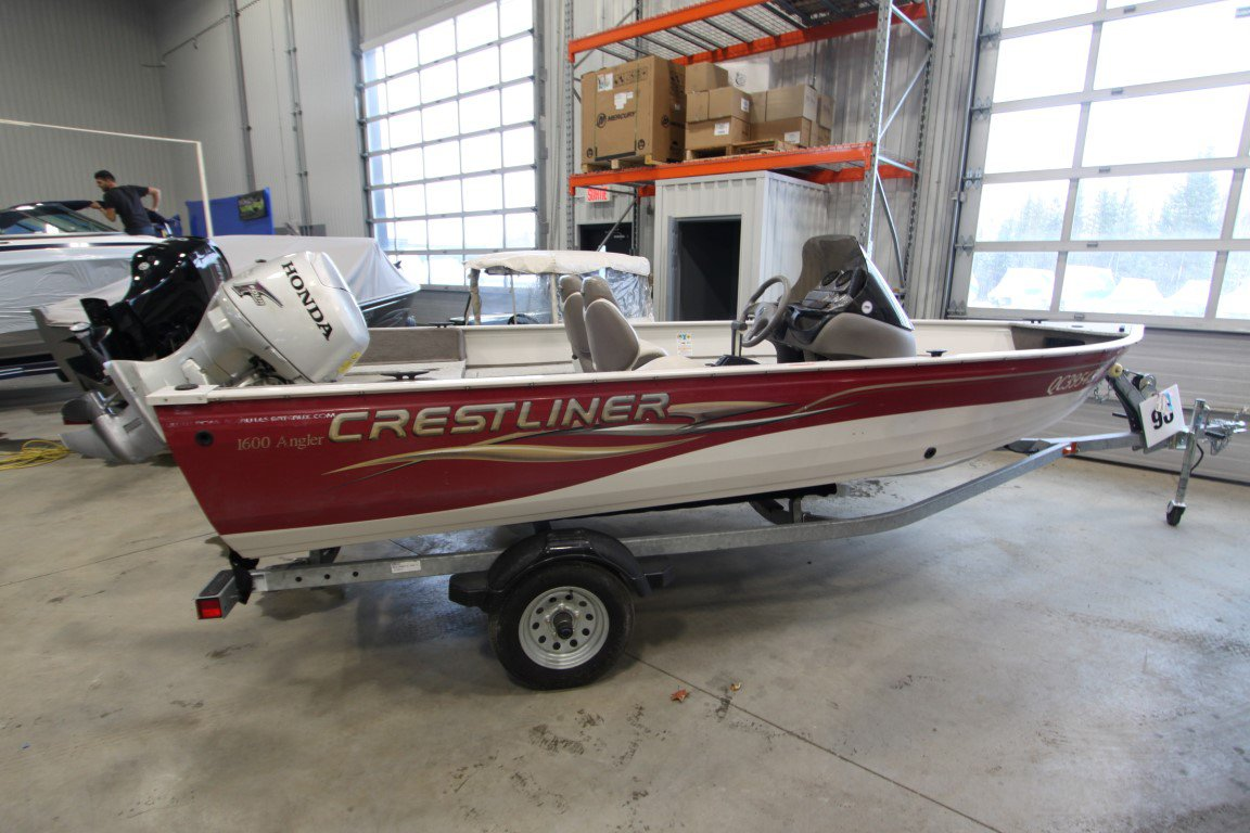 Crestliner Sport Angler 1650 - IMG_3667