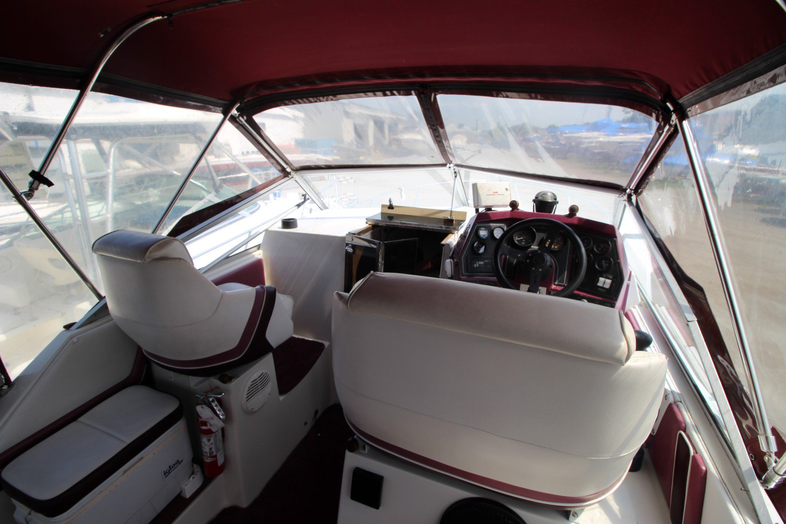 Carver Yachts Montego 27 - IMG_1128