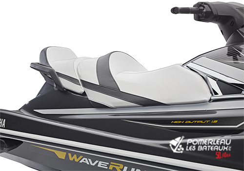 Yamaha VX Cruiser HO - 2018-VX-Cruiser-HO-Carbon-Seat