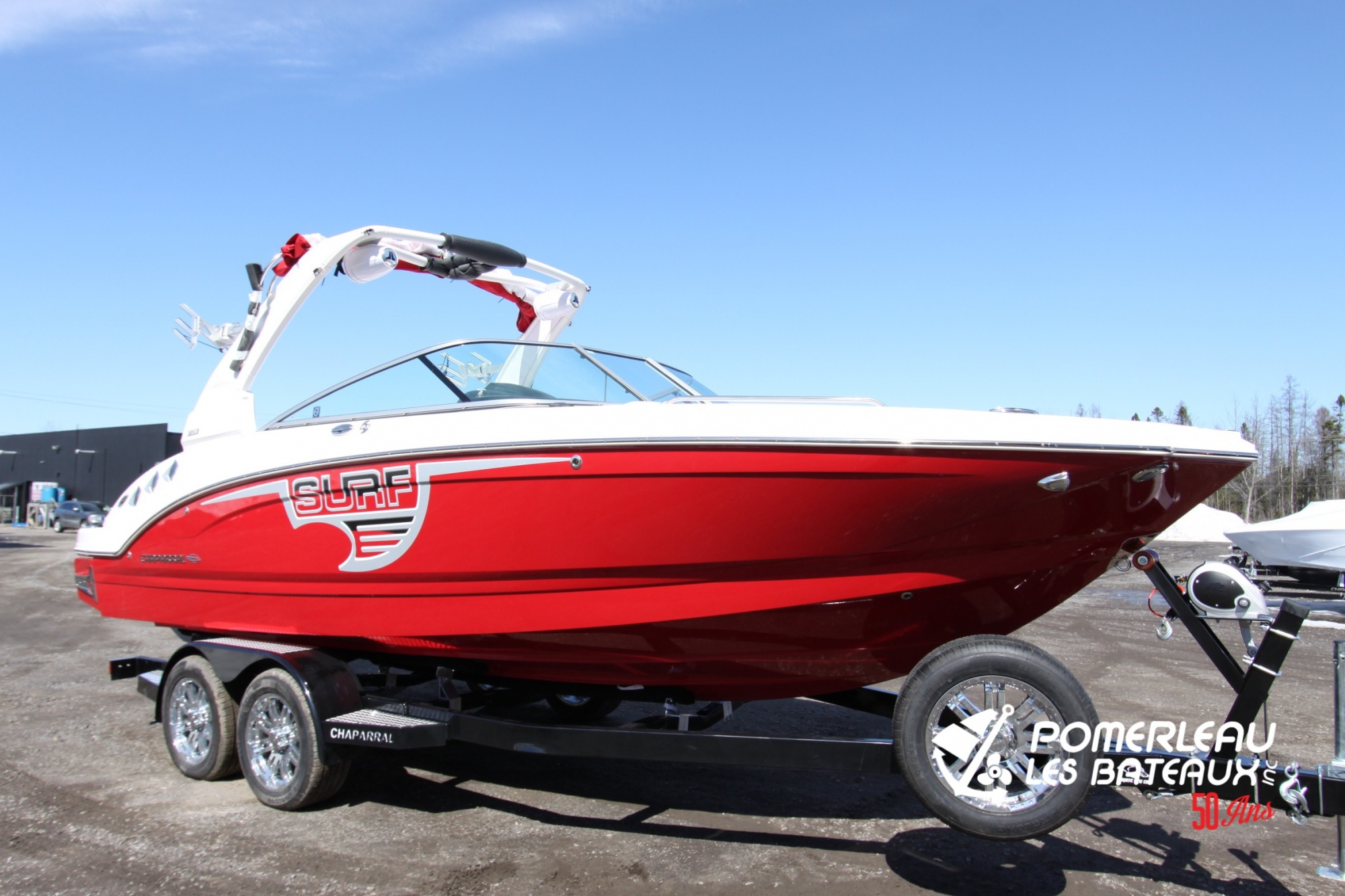 Chaparral 24 Surf - IMG_4997