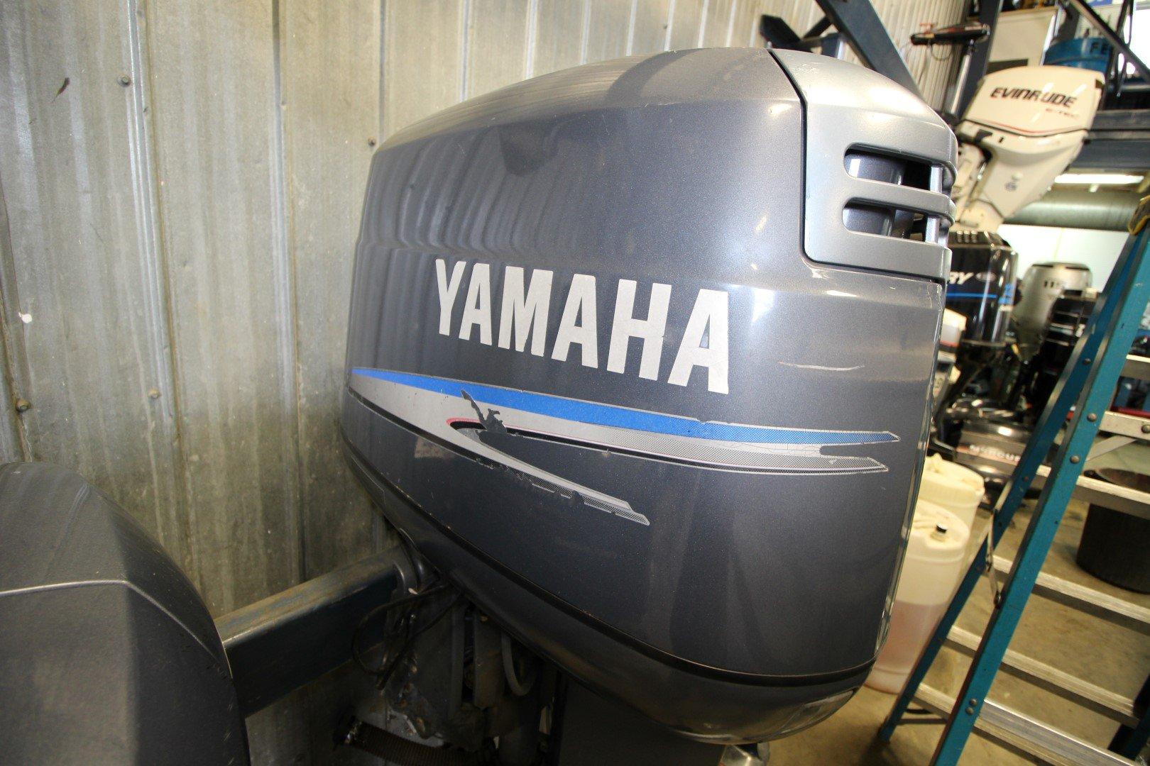 Yamaha Yamaha 150Hp 2Temps - IMG_1047