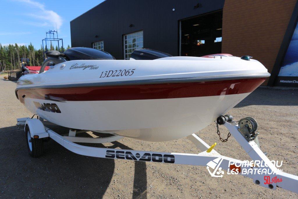 BRP Sea doo Challenger 1800 - IMG_0183