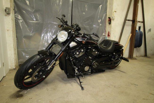 Harley-Davidson V-Rode