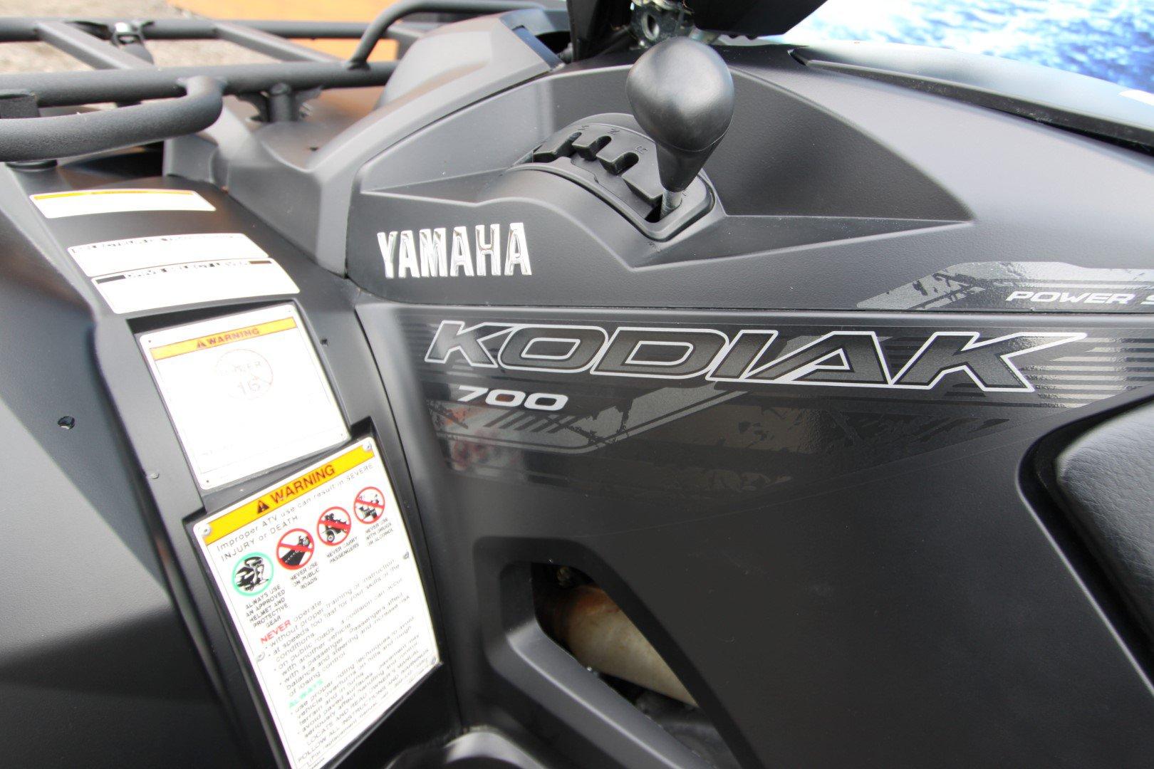Yamaha Kodiak 700 - IMG_7310