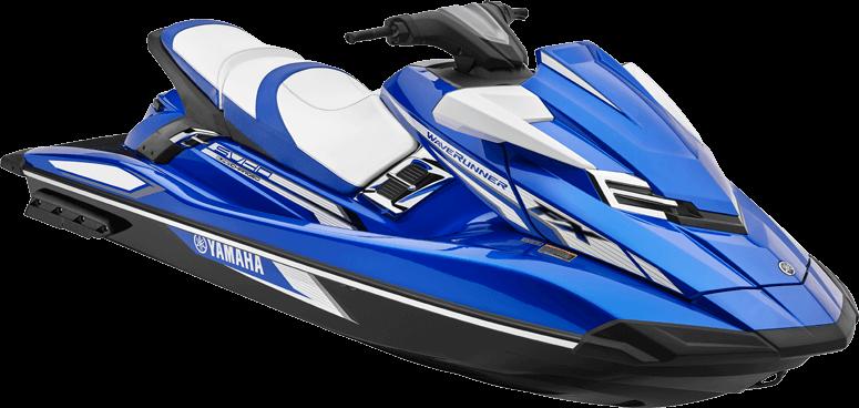 Yamaha FX SVHO - 2017_FX_SVHO_Blue_3