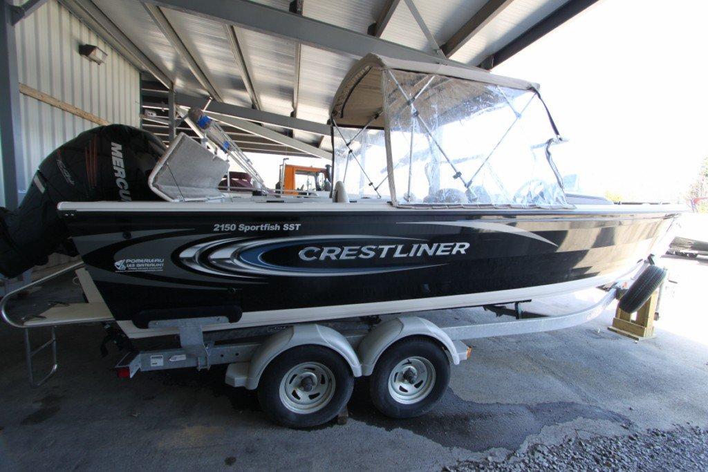 Crestliner Sportfish 2150 SST - IMG_0131