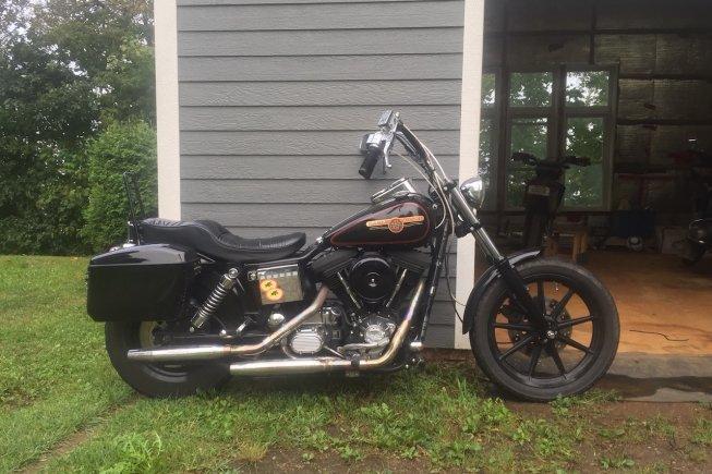 Harley-Davidson Dyna Low Rider FXDL