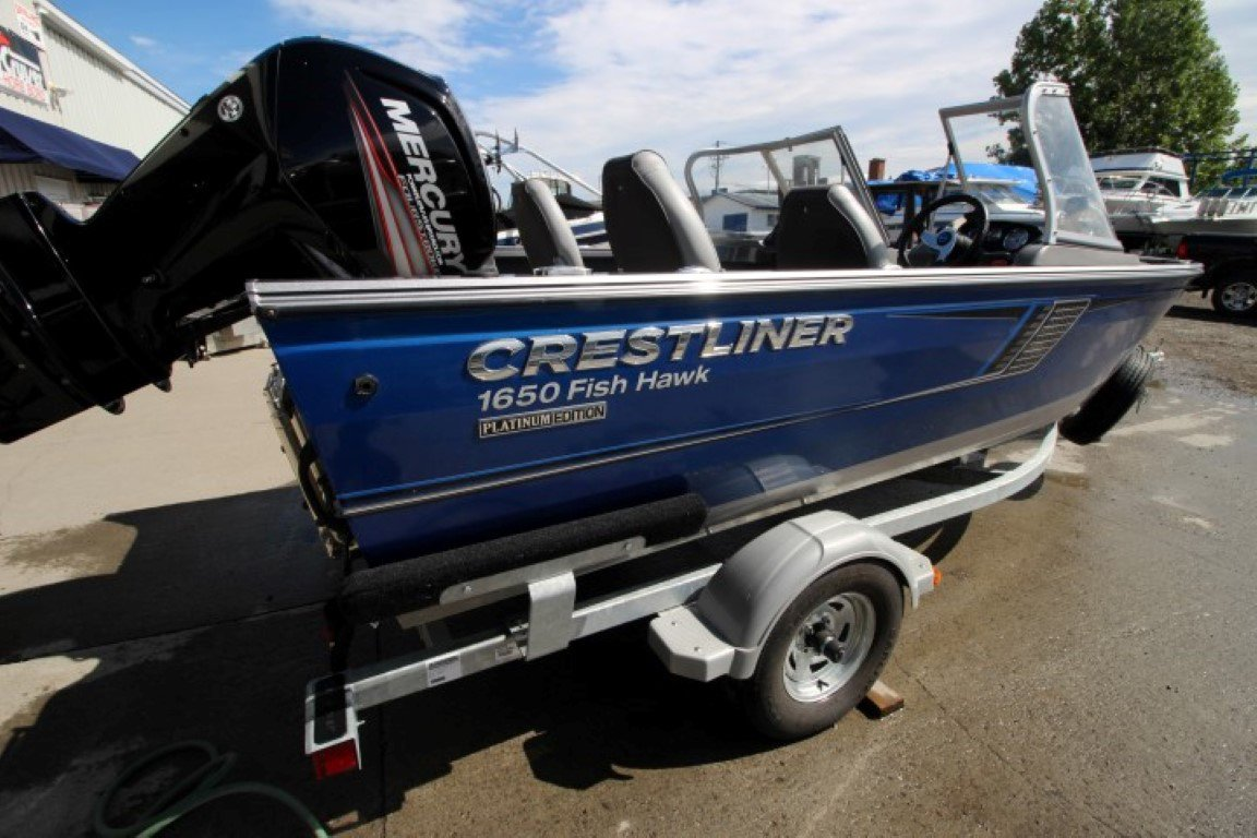 Crestliner Fish Hawk 1650 - IMG_4572