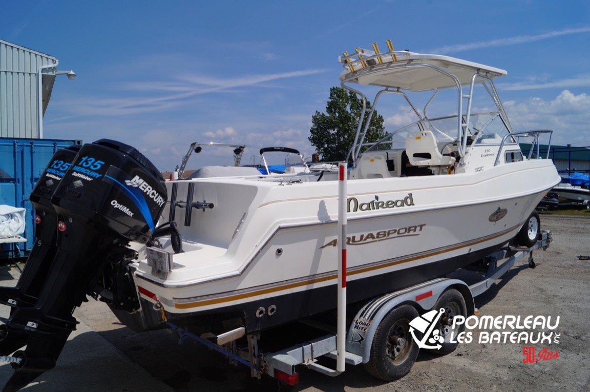 Aqua sport 250 Explorer - DSC06346