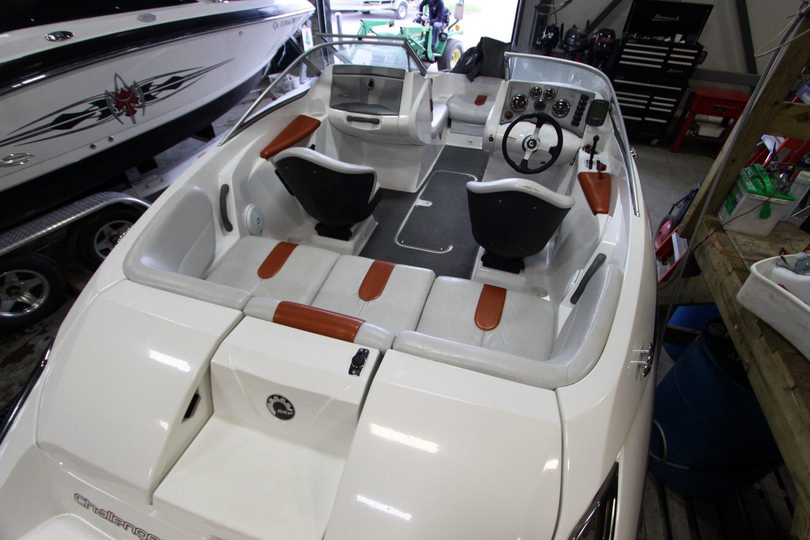 BRP Sea doo Challenger 180 - IMG_8252