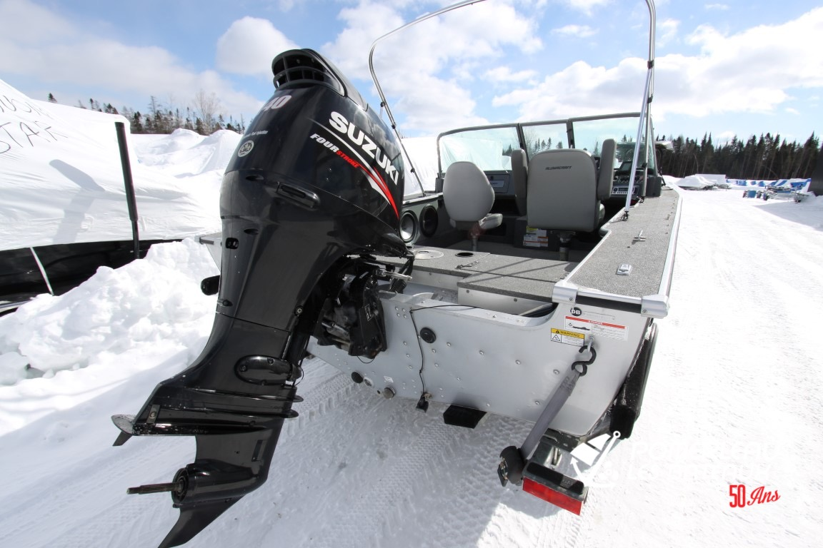 Alumacraft Dominator 175 - IMG_7707
