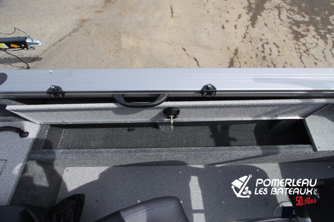 Crestliner Fish Hawk 1850 Platinum - IMG_2298