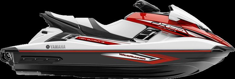 Yamaha FX HO - 2017_FX_HO_Red_1