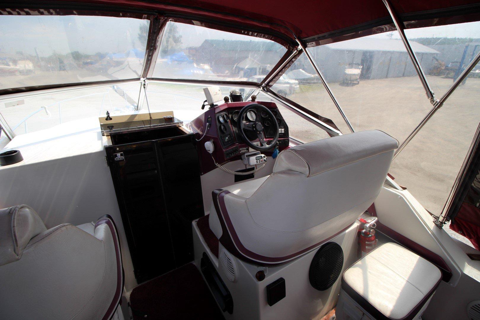 Carver Yachts Montego 27 - IMG_1130