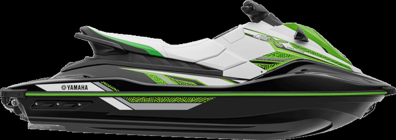 Yamaha EX Deluxe - 2020-EX-Deluxe-Green_1