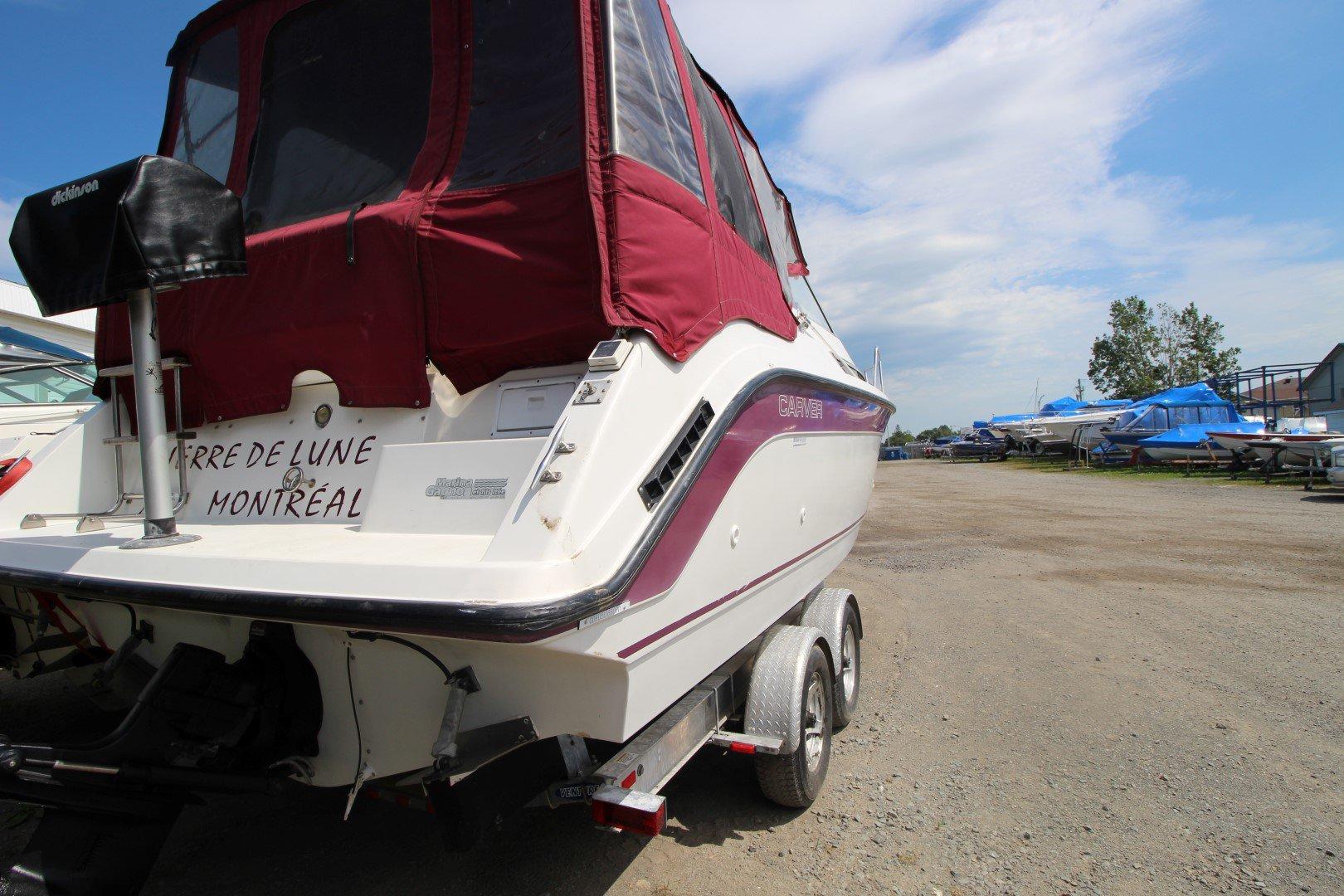 Carver Yachts Montego 27 - IMG_1125