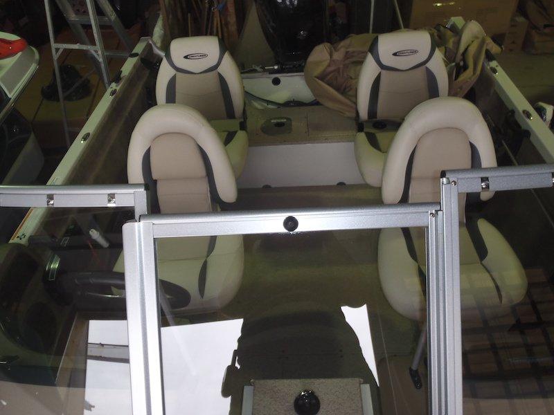 Crestliner 1650 Fish Hawk WT Hawk WT - P6230718