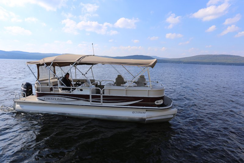 Crestliner 2385 Batata Bay - IMG_0171