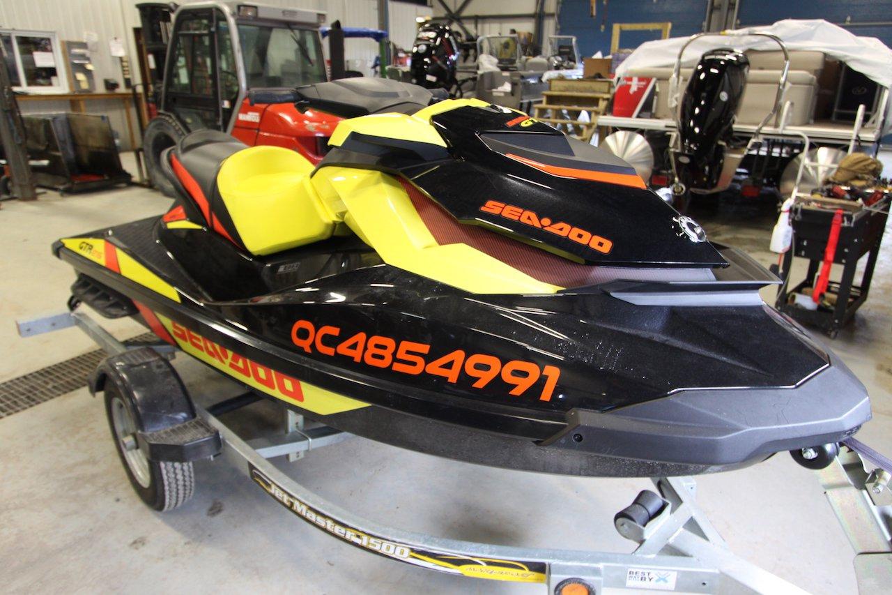 BRP Sea doo GTR 215 - IMG_4075