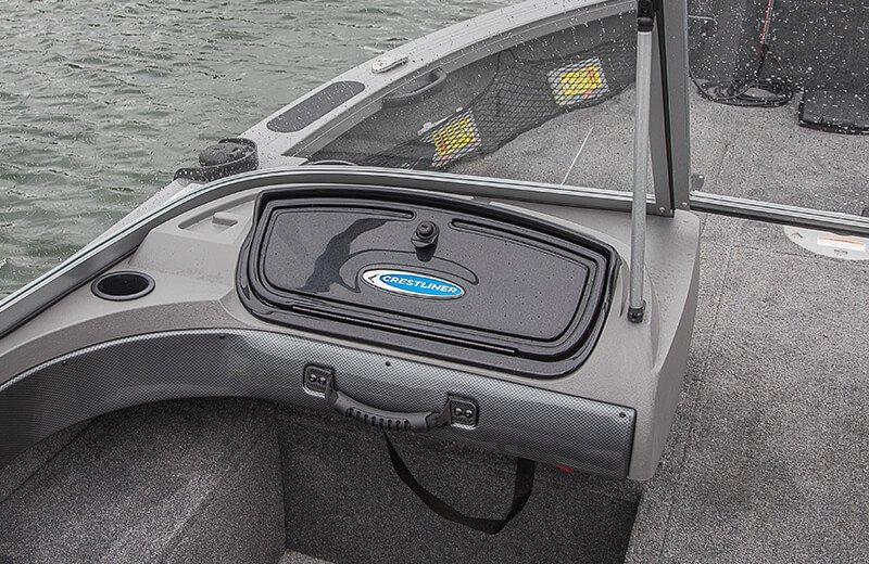 Crestliner Fishhawk 1750 Platinum - media_137527